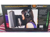 Vocal Booth Home Edition