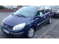 Great looking Renault Grand Scenic 1.6 VVT Dynamique 5dr for quick sale