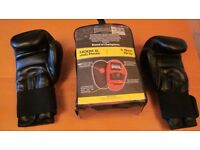 Hook & Jab Pads & Boxing Gloves - As New