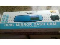 dual mirror dash cam
