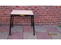 DeWalt DE1000 Universal Mitre Saw Chop Saw Stand Table