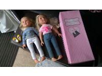 Designa doll figures