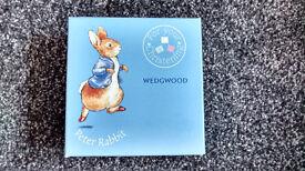 Wedgwood Peter Rabbit Christening Bowl