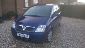 Vauxhall MERIVA FOR SALE
