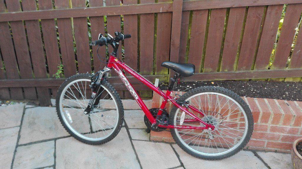 Apollo XC24 Boys Bike