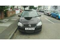 Vw polo 1.2.2007 5 door.EXCELLENT CONDITION.LOW MILEAGE.IDEAL FIRST CAR.QUICK SALE.1900.ONO.