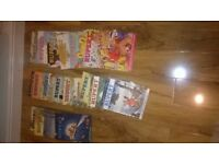 Rupert Annuals for sale. A selection of 35 books ranging from 1966 - 2003. V good condition.