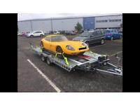 Vehicle recovery + classic car transportation
