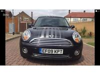 Mini Hatch 1.4 One Black 6 speed 3dr 1 year warranty available