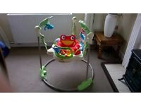 excited condition jumperoo