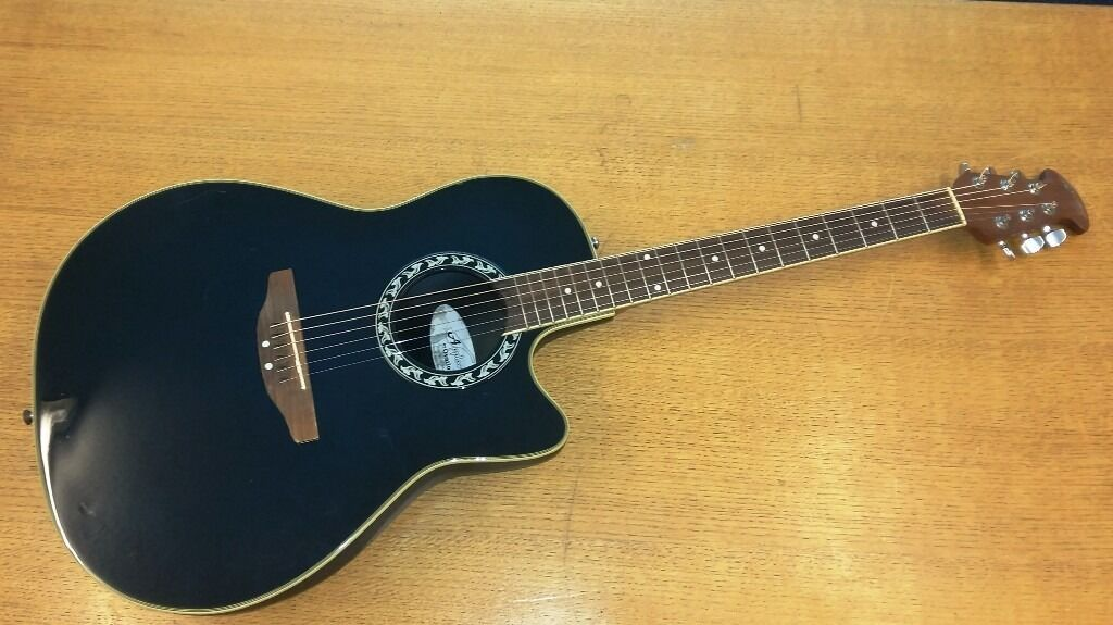 Ovation Applause AE-28M Electro-Acoustic Guitar | in Stoke-on-Trent ...