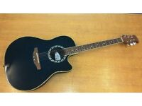 Ovation Applause AE-28M Electro-Acoustic Guitar