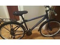 Carerra hybrid bike for sale £110