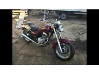 Suzuki gz 125cc mint condition- mot drives lovely