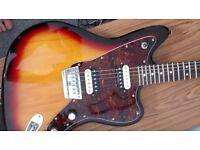 Squier Vintage Modified Jaguar HH Electric Guitar