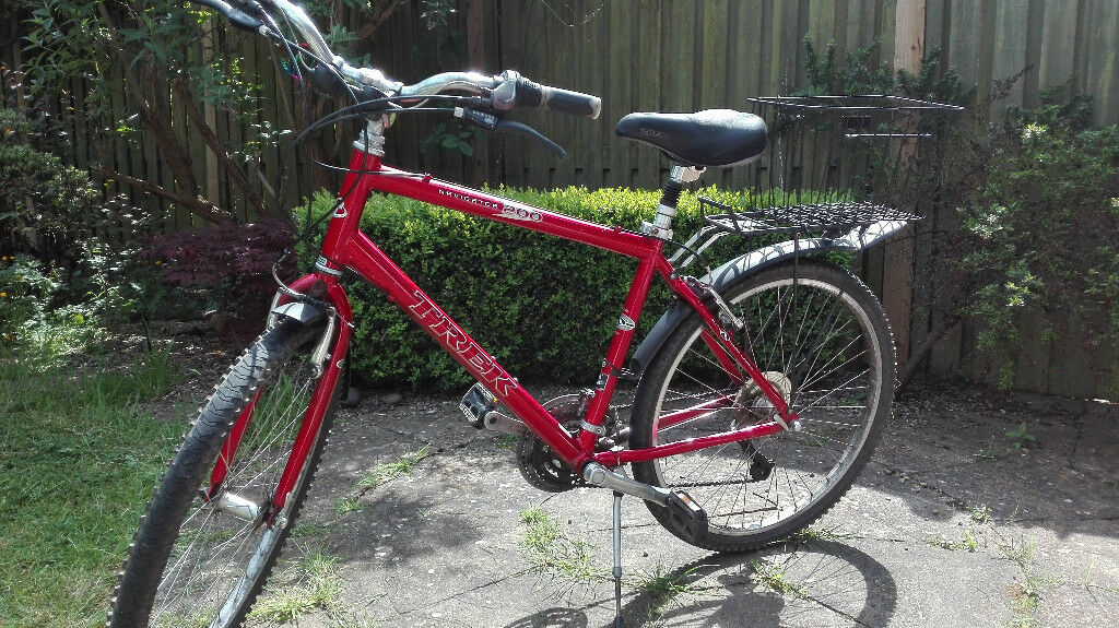 trek navigator 200 Red mountain bike | in York, North Yorkshire | Gumtree