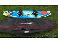 Kite surf Wake board. F One