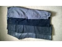 young mens clothing. Gstar , Henley, jeans, jackets, tops, belts etc bundle