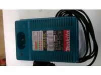 Makita high speed charger
