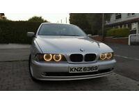 2001 (Sept) BMW 520i SE (2.2 6cylinder 170bhp)