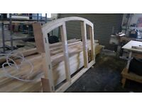 Joinery, Carpentry, building work, Specialist work designed and produced in workshop