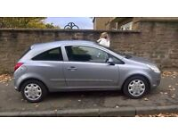 Vauxhall Corsa Club 1.2 2007 (07)**Low Insurance Group**Great Running Small Car for only £1595