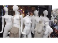 Shop Display Mannequins Assorted