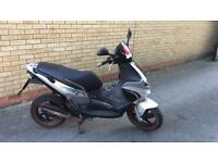 Gilera runner 70cc registered as 50cc
