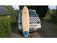 "Spider 7'9"" surfboard"