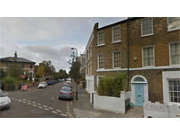 Dalston N1. **AVAIL NOW** Light & Contemporary 1 Bed Furnished/Unfurnished Flat in Period Conversion