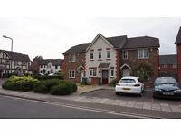 Blackheath SE3. Large, & Modern 3 Bed 2 Bath Unfurnished House on cul-de-sac with Garden & Parking