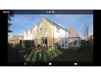 3 bed modern house to rent for long term from a private landlord