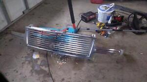 aftermarket grille / grill