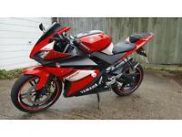 Yamaha yzf r 125 big bore kit 180cc