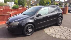 VW Golf 1.4 2007, Excellent Condition, New Cambelt + Clutch, Full Service History!!