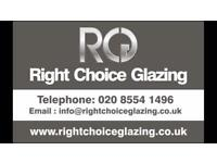 East London double glazing repairs hinges locks handles windows doors