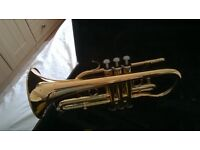 Yamaha 4330G cornet as New from Alan Gregory Manchester