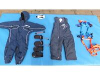 Assorted ski gear for sale - prices from £2