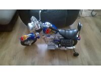 Free battery operated motorbike SORRY GONE PENDING COLLECTION