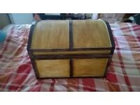 chest hand made