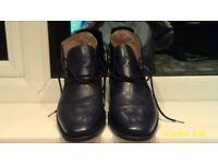 Anatomic Gel Ankle Boot Size 42 Medium Fitting