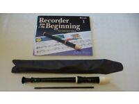 Hornby Descant Recorder
