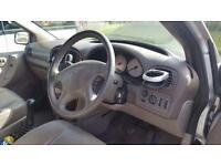 Chrysler voyager 7 seater 2.5 crd new mot