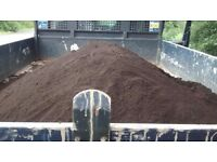 TOPSOIL 2TONNE LOAD Free delivery Retford Worksop Gainsborough Maltby Dinnington