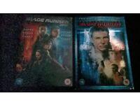 bladerunner x 2 dvds