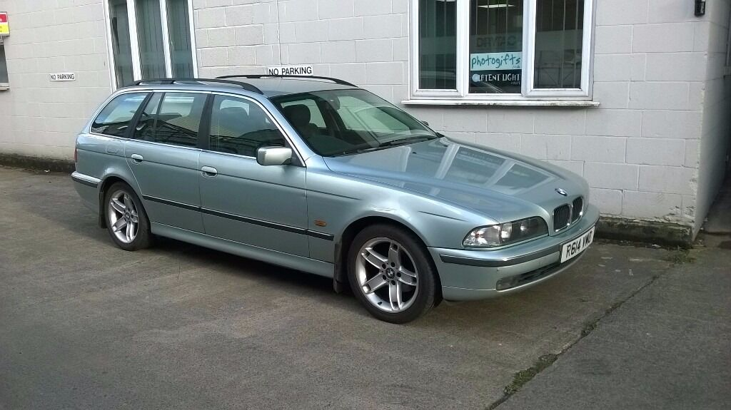 bmw 525 tds e39 touring long mot alloy wheels in. Black Bedroom Furniture Sets. Home Design Ideas