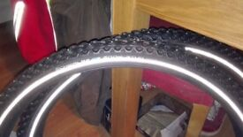 Schwalbe Snow Stud MTB Mountain Bike Tyres HS268 26 x 1.9