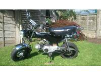 Honda dax copy easy rider