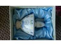 Nursery night light ceramic