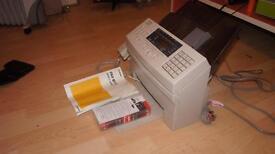 Phone, fax and photocopy machine